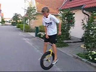 Oscar's Unicycle Trial - Volume One